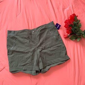 NWT tangerine shorts
